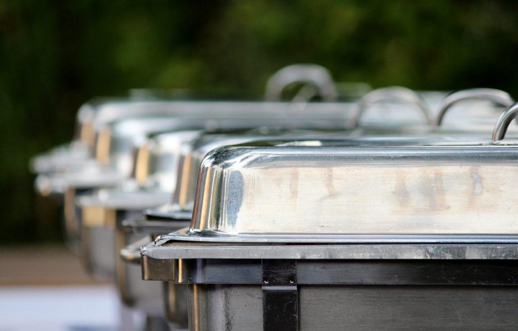 Speisen bei der Hochzeit in Hagen